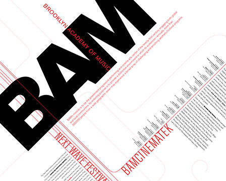 Claire Smalley BAM Poster Design Project