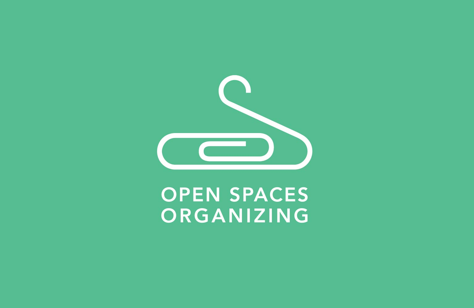 Open Spaces Organizing Logo