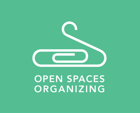 Claire Smalley Open Spaces Organizing Identity Design Project
